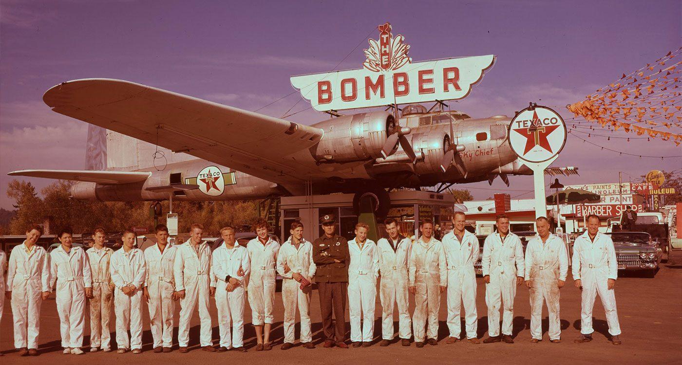 The Bomber Filling Station